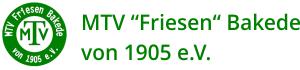 "MTV ""Friesen"" Bakede von 1905 e.V."