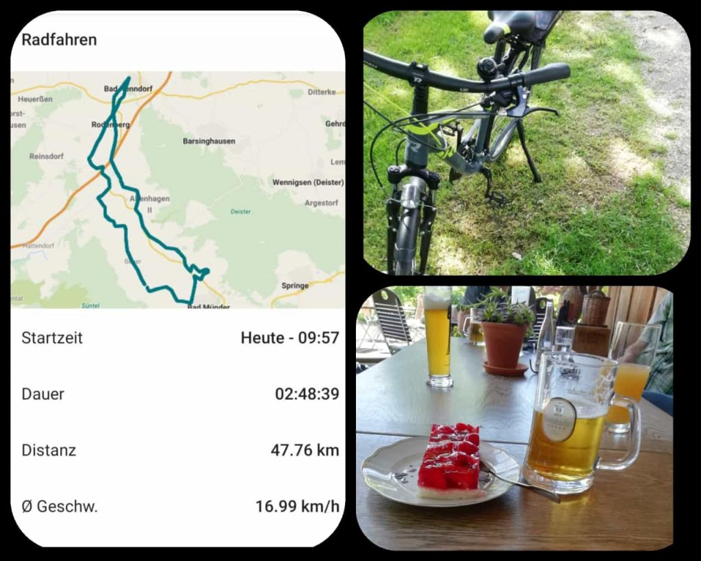 Read more about the article Radtour der Outdoor Abteilung …